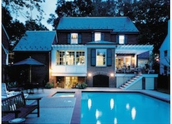 Colonial with Pool
