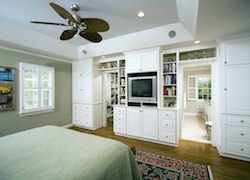 Traditional Master Suite