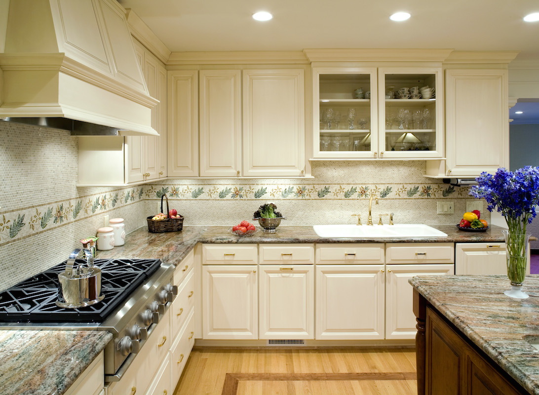 Windowless Kitchen