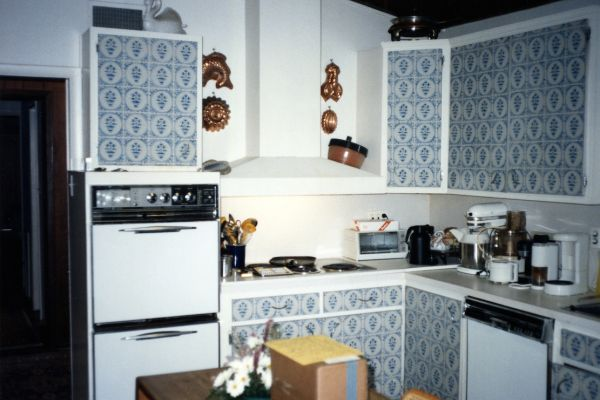 BEFORE -60's KITCHEN
